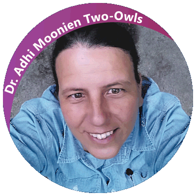 Dr. Adhi Moonien Two-Owls