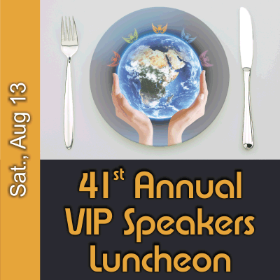 The 41st Annual VIP Speakers Luncheon