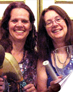 Ginette Kemp, PhD, and Linda Kemp, PhD