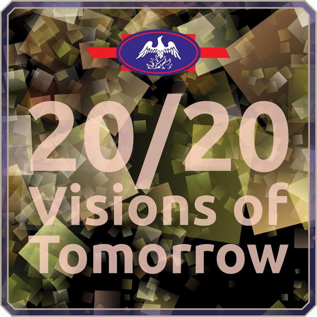 20/20 Visions of Tommorow
