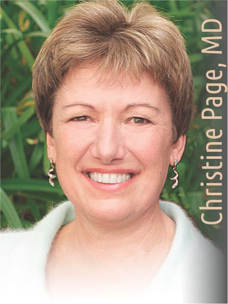 Christine Page, MD