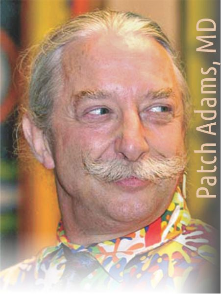 Patch Adams, MD