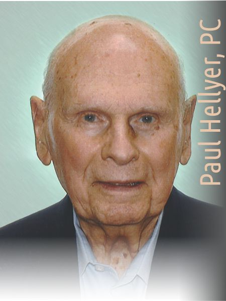 Paul Hellyer, PC